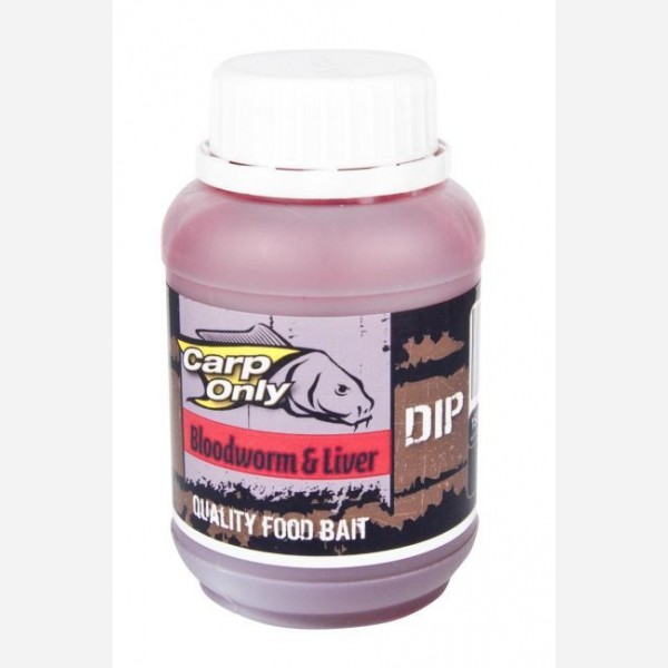 Dip CARP ONLY Bloodworm + Liver 150ml