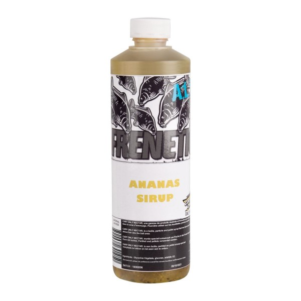 Sirup Carp Only Frenetic A.L.T. Ananas 500ml