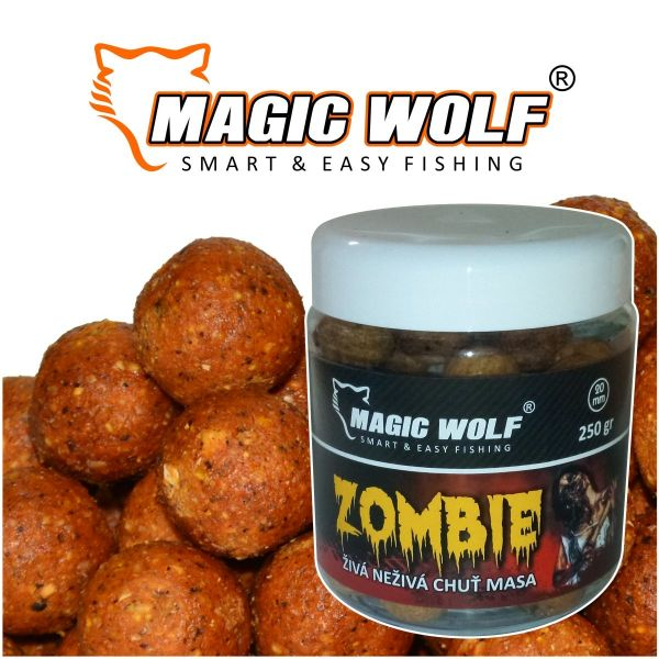 Magic wolf 20mm BOILIES SPEED 250 gr ZOMBIE