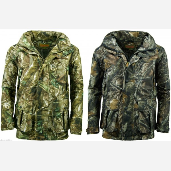 Bunda Game Tecl-Wood Stealth Camo 3XL